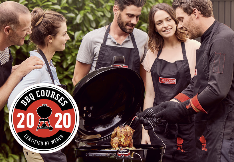 corsi barbeque weber